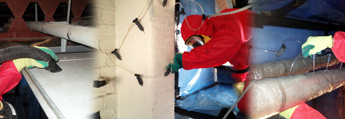 Asbestos removal for homes & offices