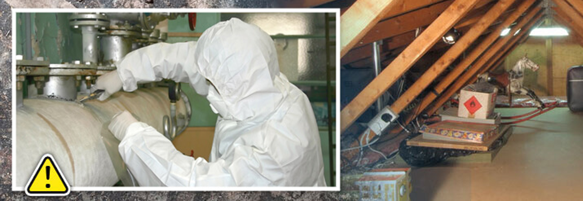 Asbestos surveys for homes