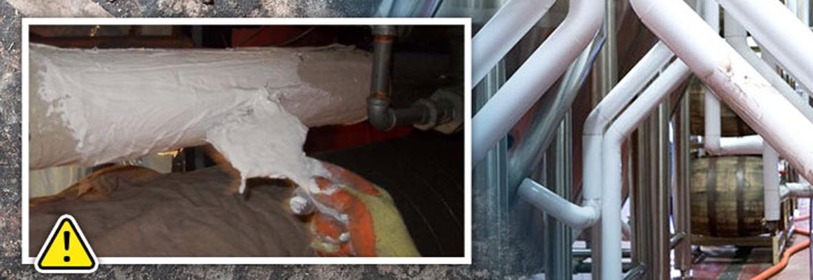 Asbestos encapulation