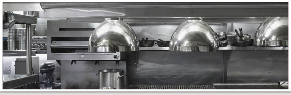 To order new or used commercial catering equipment in Bournemouth call C J Commercial Catering Equipment