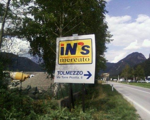 cartellonistica stradale