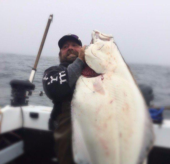 Halibut Fishing Ucluelet
