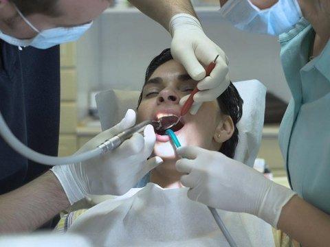 Trattamenti orali non invasivi