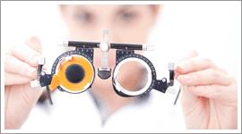 test optometrico