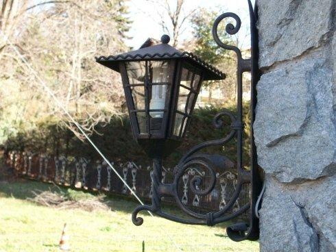 Lanterna da parete