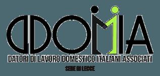 D DOMIA DATORI DI LAVORO DOMESTICO E ITALIANI ASSOCIATI - LOGO