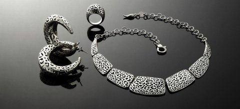 collezione raspini leopard