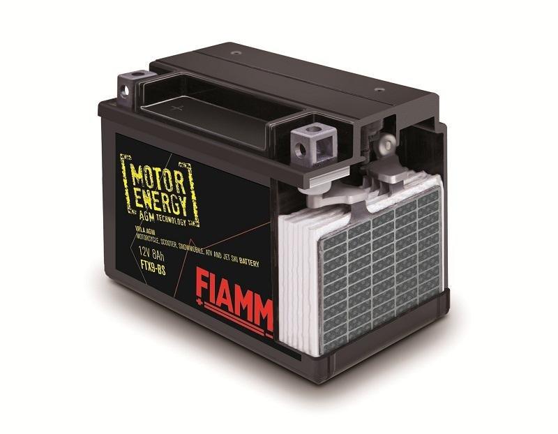una batteria FIAMM