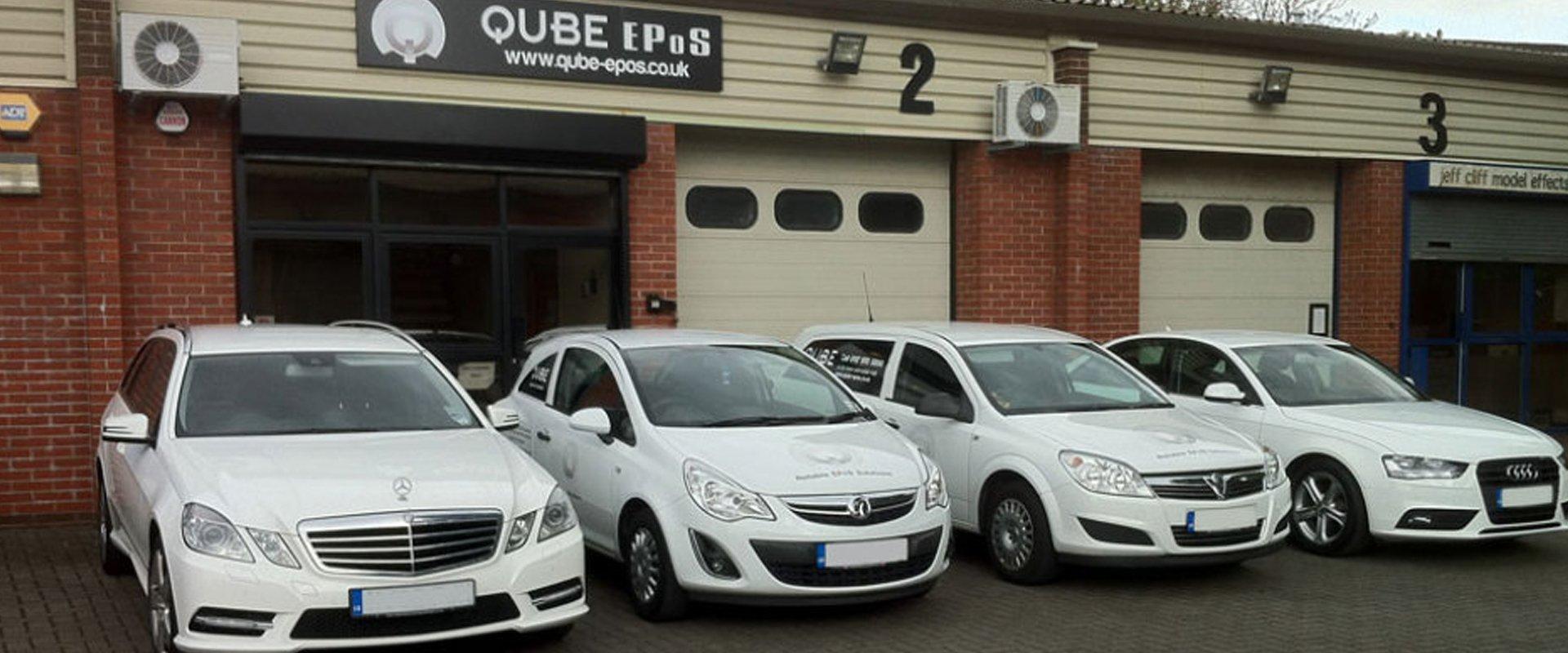 Qube EPoS Ltd office