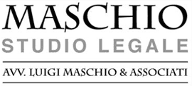 STUDIO LEGALE DELL'AVV. MASCHIO LUIGI E ASSOCIATI - LOGO