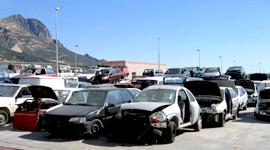 demolizione veicoli stradali