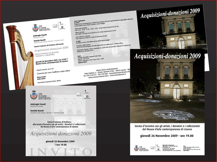 Grafica e stampa inviti, manifesti e locandine
