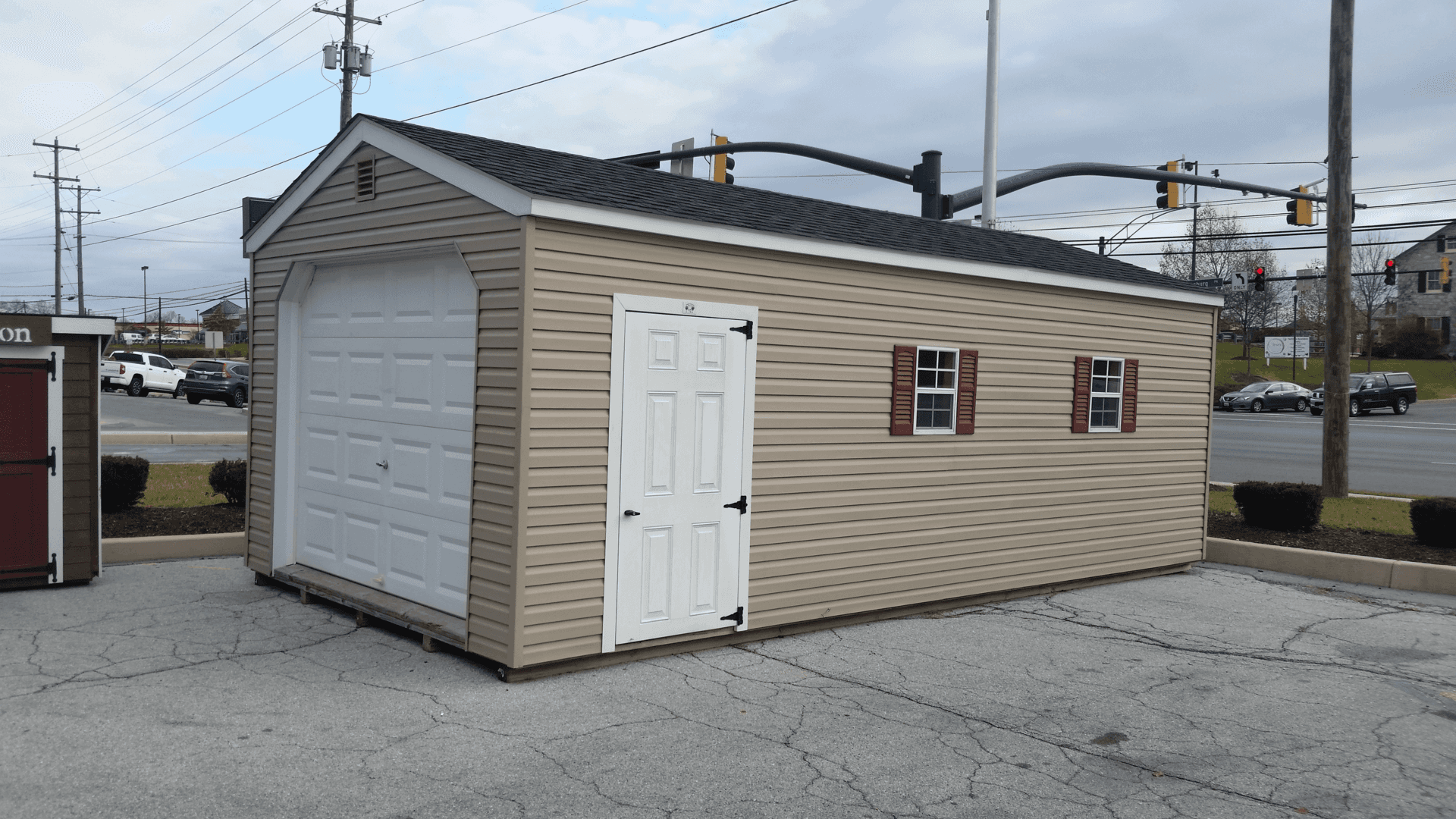 Amish Sheds From Lapps Furniture Home Decor
