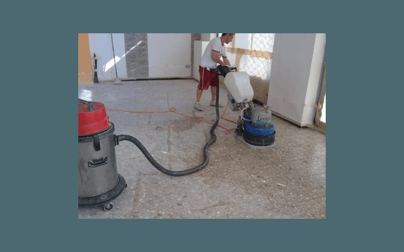 pulizia pavimenti di gres asti