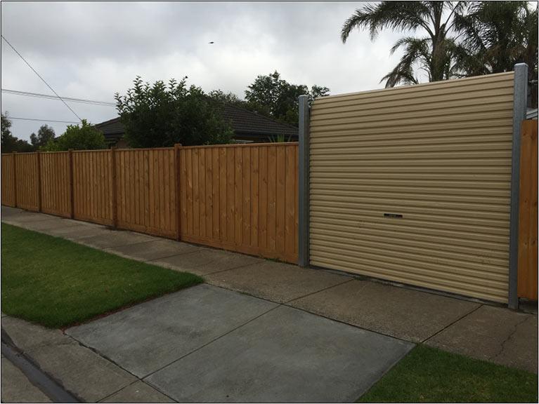 Custom Fences Geelong Homestead Gates And Fencing