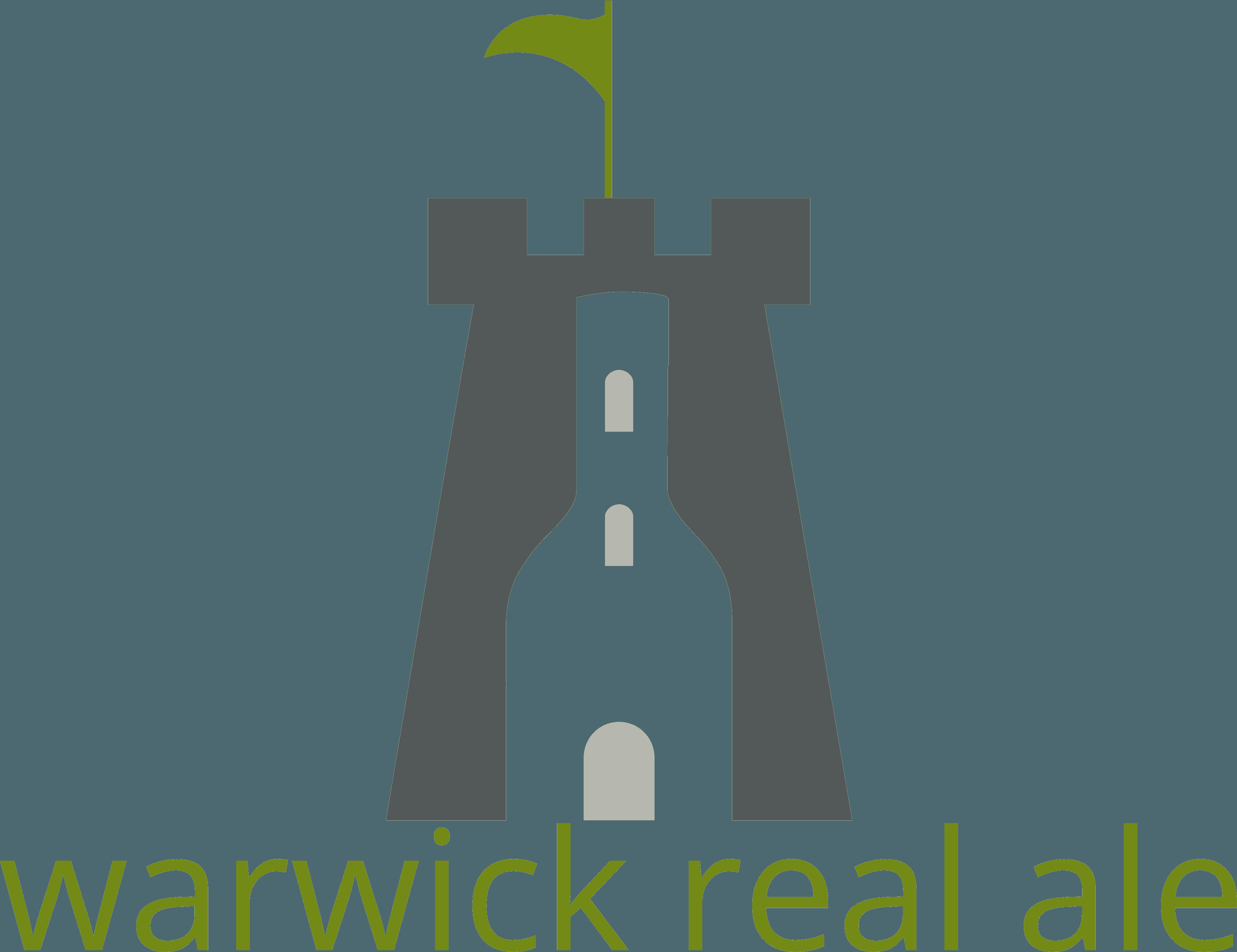 Warwick real ale logo