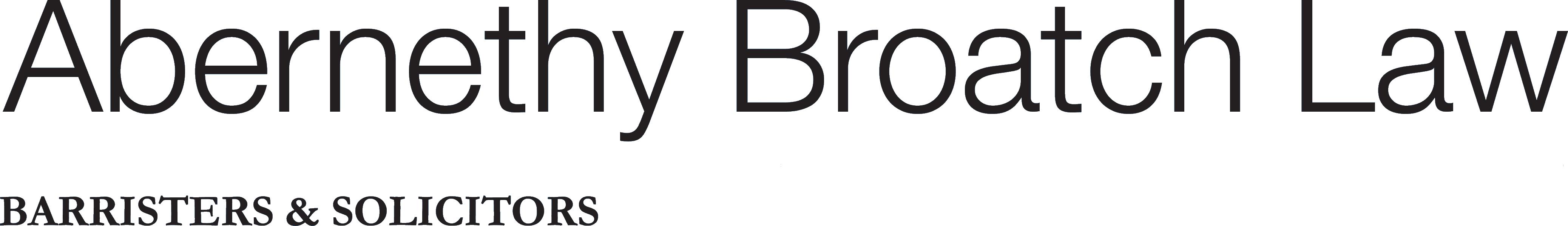 Abernethy Broatch Law