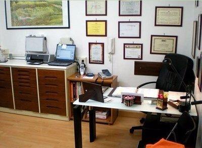 Interno dello Studio Odontoiatrico Dott. De Simone Stefano