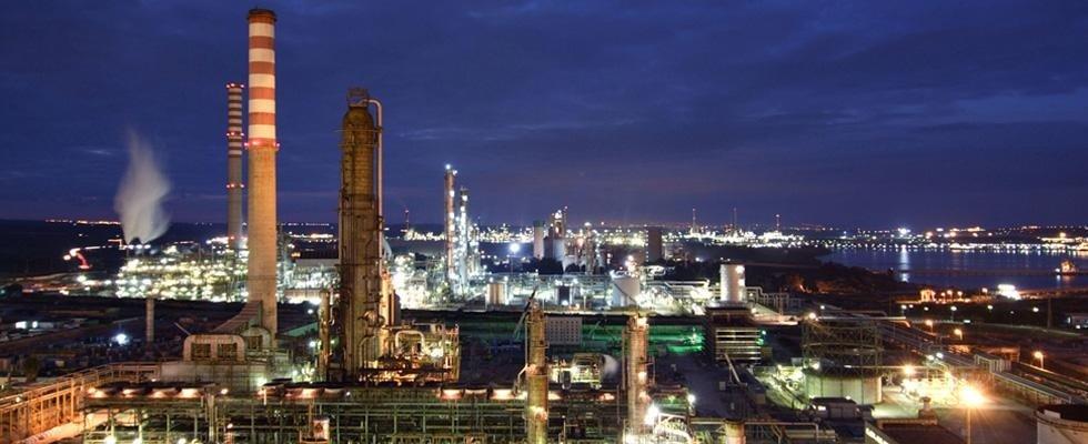 Raffineria Priolo