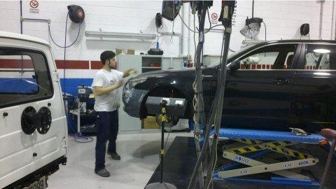 riparazione di carrozzeria