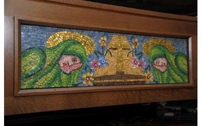 mosaico bara