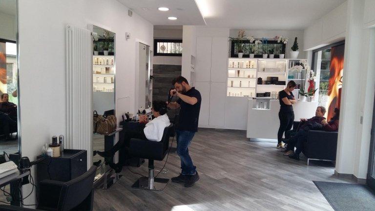 Hair stylist professionisti