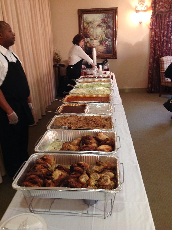 catering food in High Point, NC