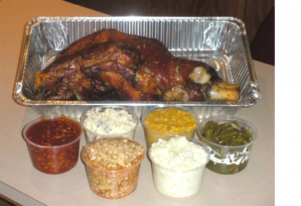 Barbeque catering in High Point, NC