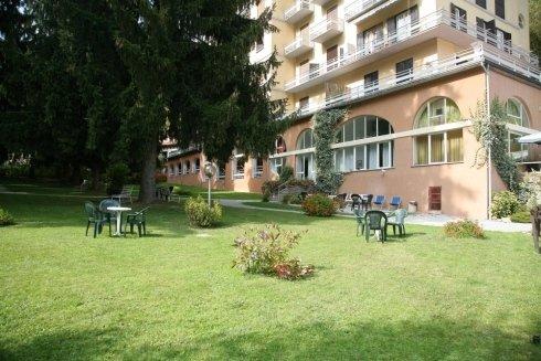 albergo, ristorante, camere con  terrazzo