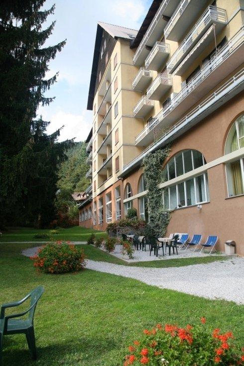 hotel, parco privato, prenotazione camere