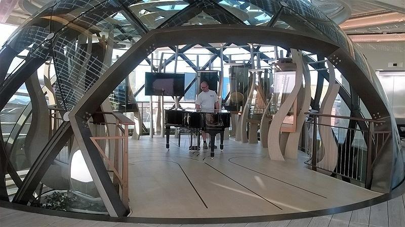 Expo padiglione Azerbaijan
