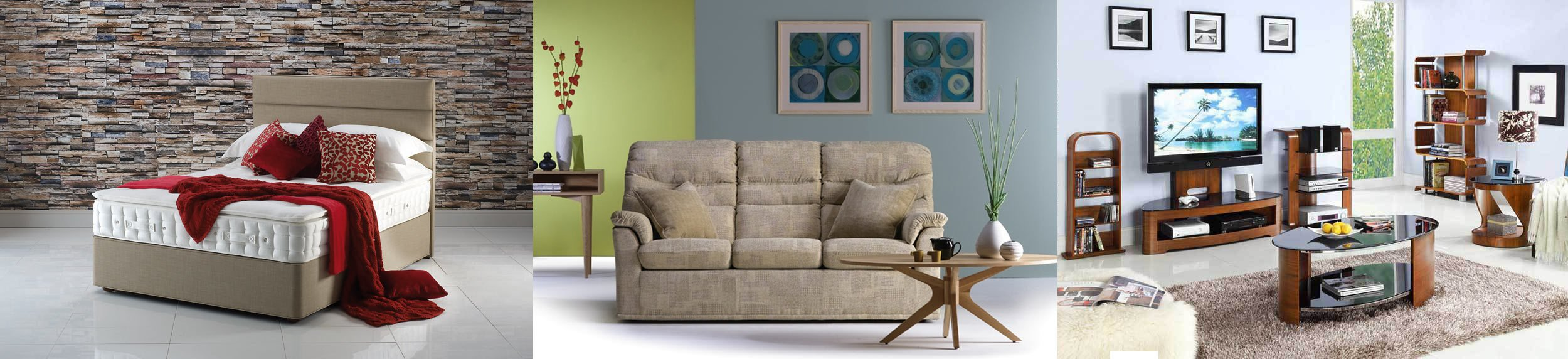 Bedrooms, sofas and other furniture in West Yorkshire