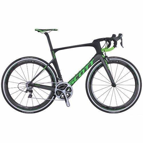 modello bici bmc verde