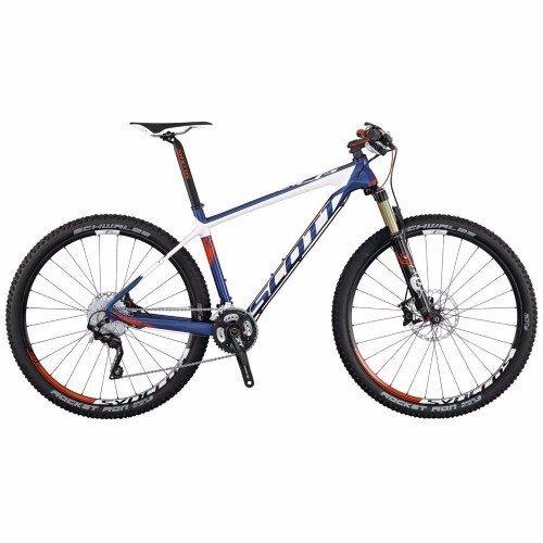 modello bici bmc blue e bianco
