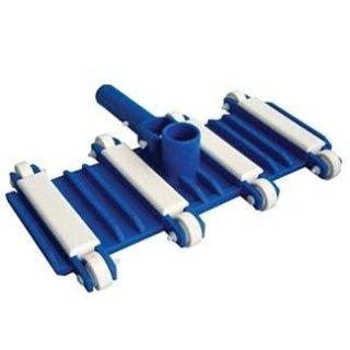 Aspiratore fondo flessibile con ruote