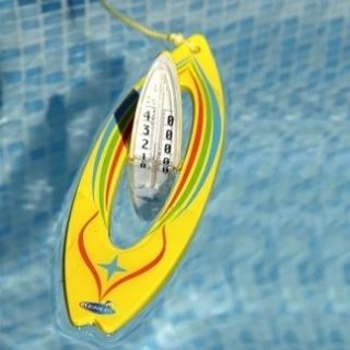 Termometro galleggiante per piscina Windsurf