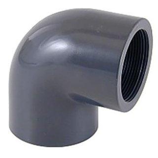 Gomiti in PVC a novanta – inch (pollici)