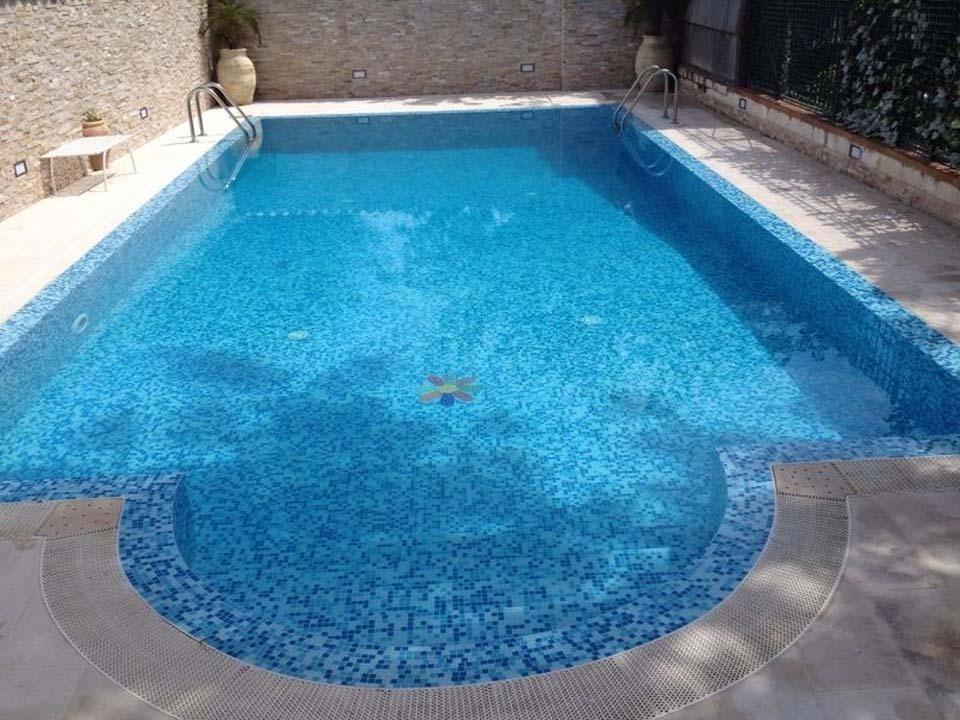 Realizzazione piscine interrate - Palermo - Amodeo Piscine
