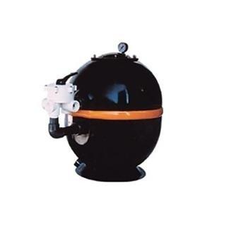 Filtro VTR, valvola selettrice e pompa