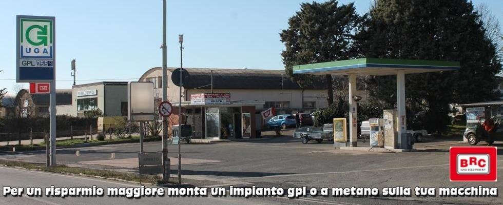 Distributore gas aut, distributore metano, distributore gpl, Viterbo