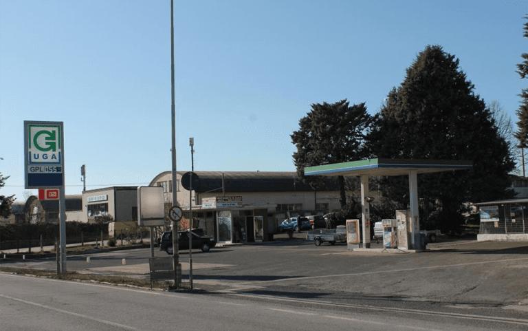 distributori gas auto viterbo,