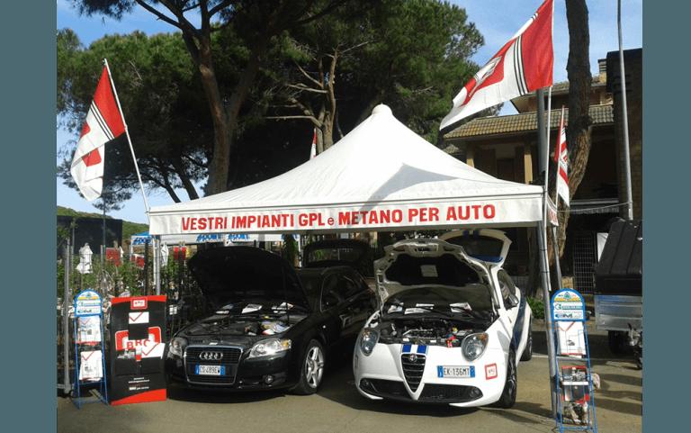 Installazione impianti BRC, Viterbo