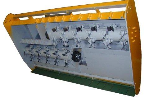 Sezione macchinario agricolo