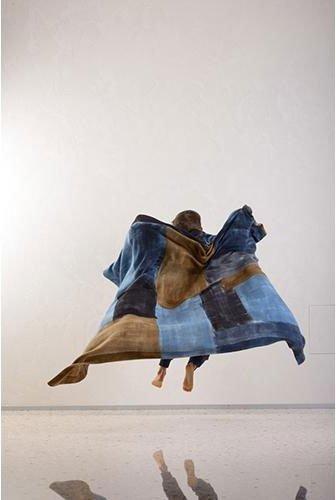foulard artigianale per decorare la casa