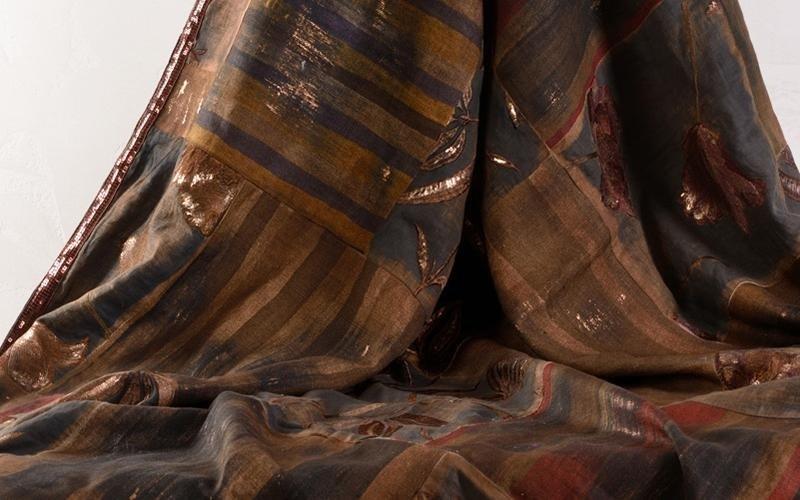 foulard personalizzato per arredare la casa