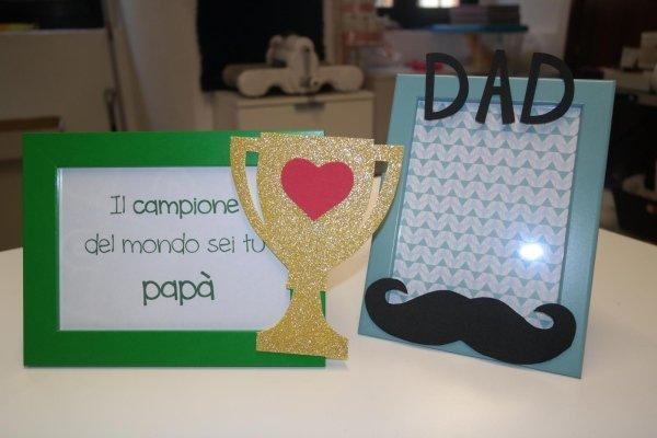 regali personalizzati per la festa del papà