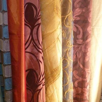 tessuti vari colori