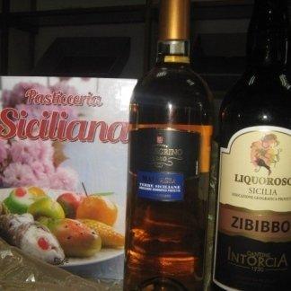 zibibbo, pasticceria siciliana