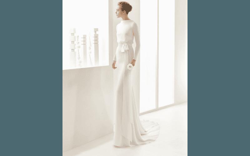 vestito sposa lungo