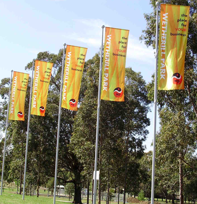 flag-poles